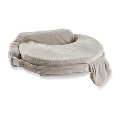 Deluxe My Brest Friend Nursing Pillow   Heather Grey soft grey .1