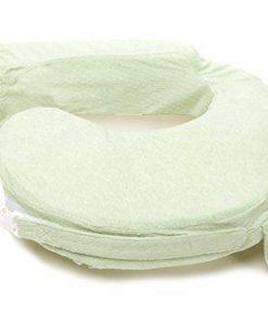 Deluxe My Brest Friend Nursing Pillow   Sweet Pea green