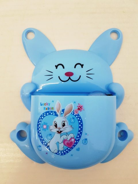 Bunny Toothbrush Holder - Assorted Styles   Baby Stuff Online