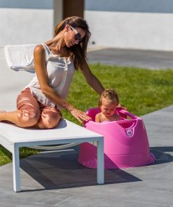 opla baby bath outdoors2