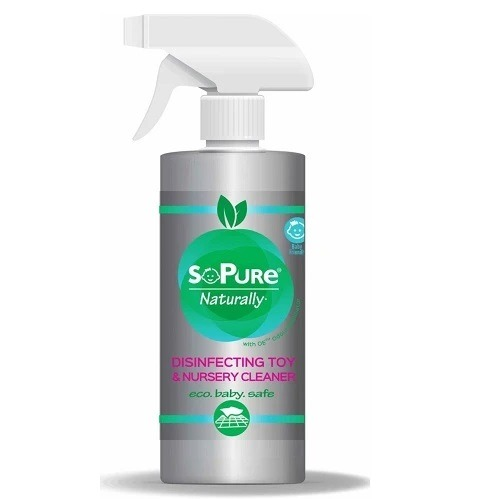 SoPureT Disinfecting Toy Nursery Cleaner